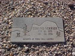 Edmund Verrier
