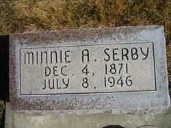 Minnie Annetta <i>Root</i> Serby