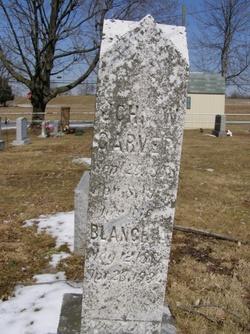 Blanche <i>Biddinger</i> Garver