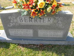 Beulah <i>Byerly</i> Berrier