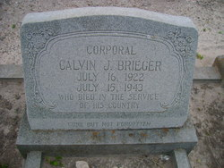 Corp Calvin Julius Brieger