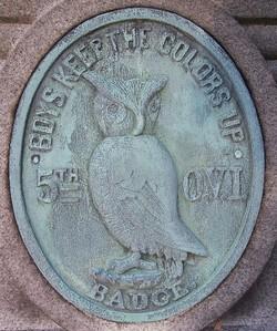 5th Ohio Volunteer Infantry Memorial