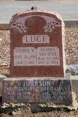 Doris <i>Luce</i> Johnson