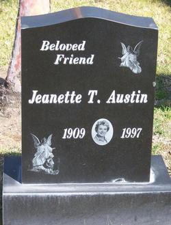 Jeanette T. Austin