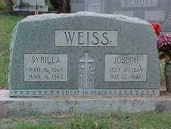 Sybilla Catherine <i>Bendele</i> Weiss