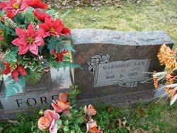 Marjorie Ann <i>Patton</i> Ford