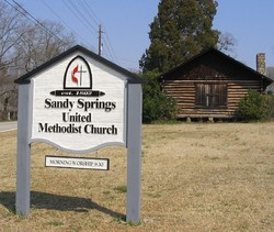Sandy Springs Methodist Cemetery