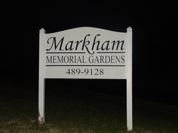 Markham Memorial Gardens