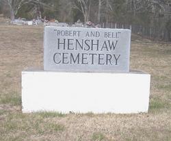 Henshaw Cemetery
