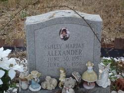 Ashley Mariah Alexander