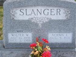 Walter Butch Slanger