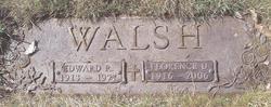 Florence Dorothy <i>Ewing</i> Walsh