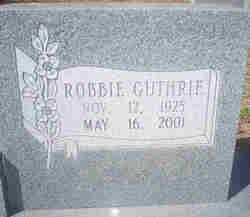 Robbie G, Payne