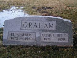Ella <i>Albert</i> Graham