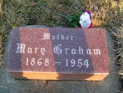 Mary H <i>Graham</i> Anderson