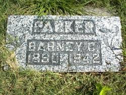 Barney C Parker