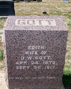 Edith <i>Knapp</i> Gott