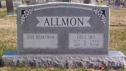 Cecil Iris Allmon