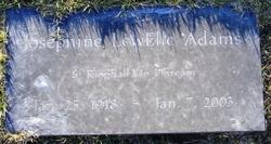 Josephine LewElle Adams