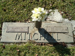 Elmer Dayton Mitchell