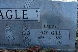 Roy Gill Cagle
