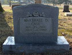 Marshall D Case