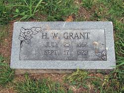 Hiram William Grant