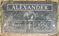 Wade Alexander