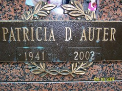 Patricia Ann <i>Davis</i> Auter