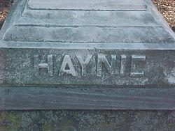 Isham Nicholas Haynie