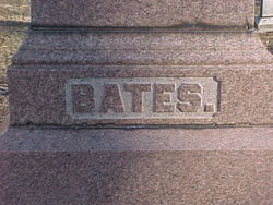 Erastus Newton Bates