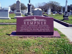 Isaac Herbert Kempner
