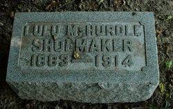 Lulu M <i>Hurdle</i> Shoemaker
