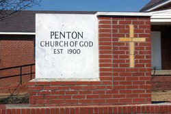 Penton Church of God Cemetery
