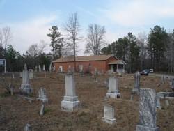 Old Blue Creek Cemetery
