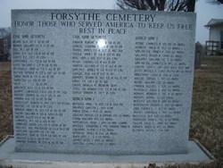 Forsythe Cemetery