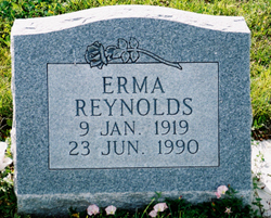 Erma <i>Reynolds</i> Hicks