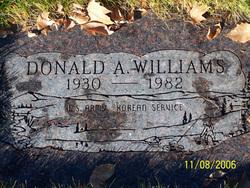 Donald A. Williams