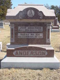 Sarah <i>Neely</i> Anderson