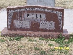 Beulah Alpha <i>Glenn</i> Bell