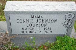 Connie <i>Johnson</i> Courson