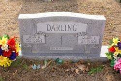 Mamie E. <i>Burgess</i> Darling