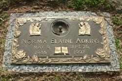 Norma Elaine Adkins