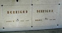 Beulah Dorothy <i>Gray</i> Berrigan