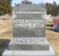 Anna M. Anderson