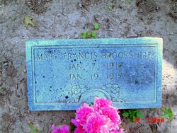 Mary Francis Brookshire