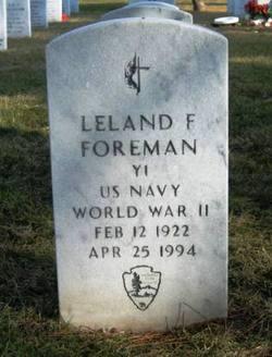 Leland F Foreman