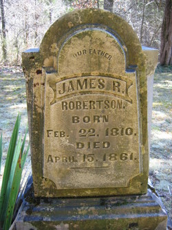 James Register Robertson