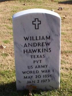 William Andrew Hawkins