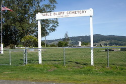Table Bluff Cemetery